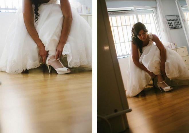 boda novia novio matrimonio reportaje vestido fotoreportaje diferente (Demo)