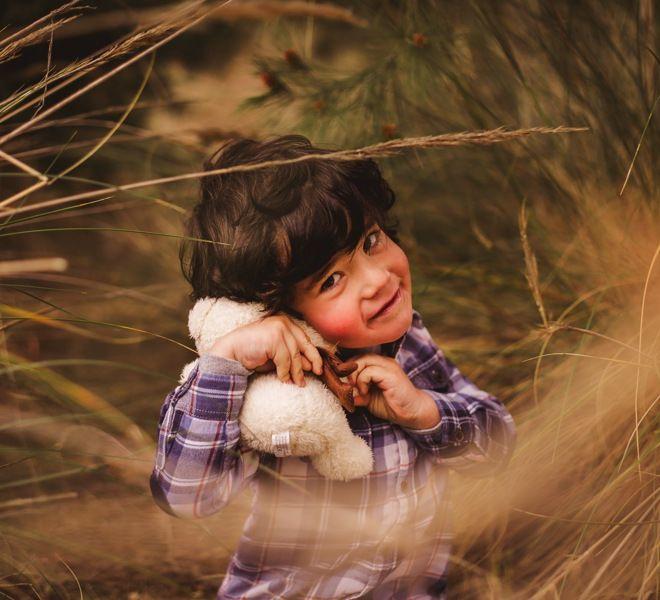Fotografia niño niña 06